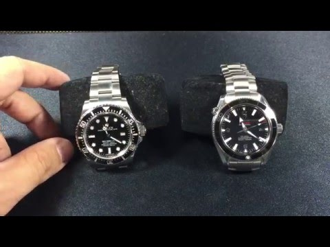 Thumbnail: Round 2: Rolex or Omega for First timers or Beginners!