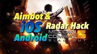 hack aimbot modern combat 5