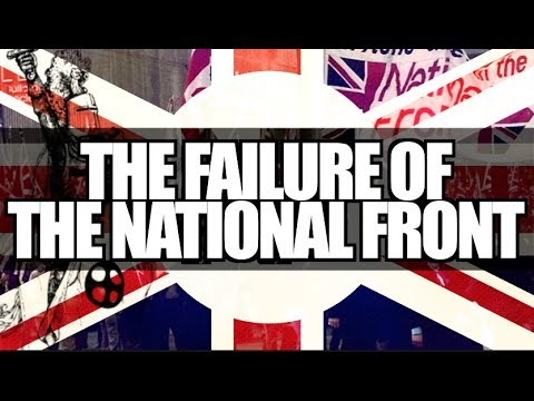 The Failure of the British National Front