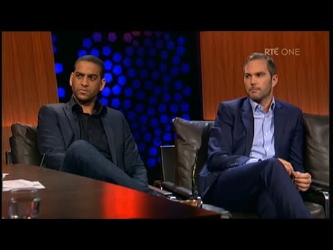RTÉ - The Late Late Show - Phill Babb and Jason McAteer (4/4/14)