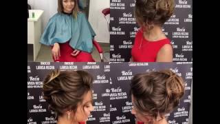 Прически на короткие волосы от Реча