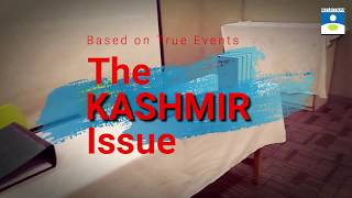 Arabic Role Play: The Kashmir Issue (with English subtitles)