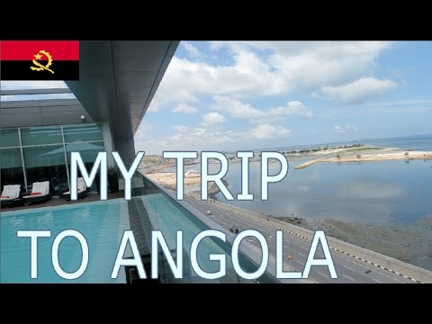 TRAVEL VLOG | MY TRIP TO LUANDA ANGOLA AFRICA by Mr. Go-in