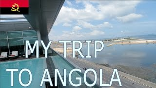 TRAVEL VLOG   MY TRIP TO LUANDA ANGOLA AFRICA by Mr. Go-in