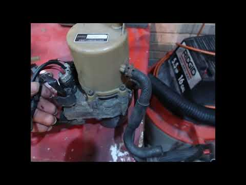 [DIAGRAM_09CH]  Installing an electric power steering pump in a hot rod - YouTube | Volvo Power Steering Pump Wiring Diagram |  | YouTube