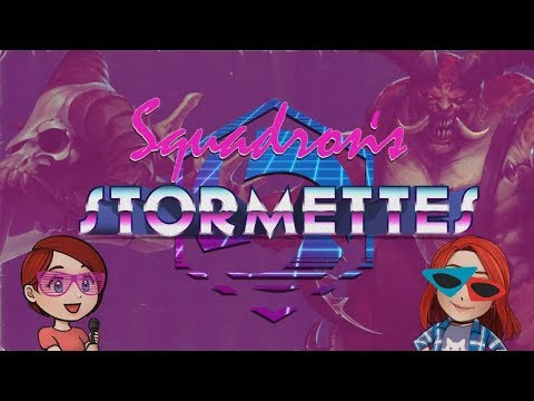 The Stormettes | Heroes of the Storm | Starbee