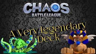 Chaos Battle League - A Very Legendary Deck