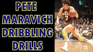 Pete Maravich Dribbling Drills Video Preview