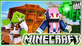 Lizzie's Danger House...   Minecraft One Life 2.0   Ep.22