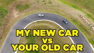 homepage tile video photo for My NEW CAR vs Your OLD CAR