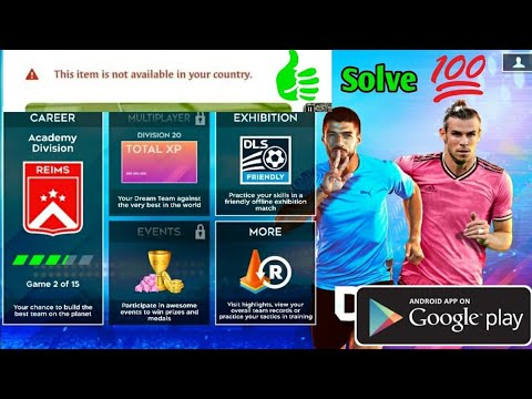 Dream League Soccer 20 DLS 20 Android Official Download From Play Store New Trick working - 동영상