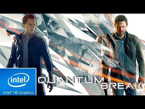 Quantum Break | LOW END PC CONFIG | INTEL HD 4000 | 4 GB RAM | i3 |