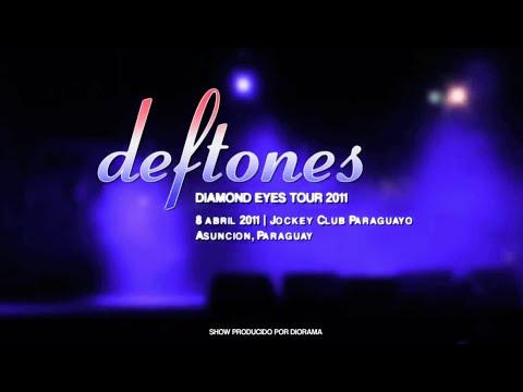 Deftones | Asunción, Paraguay | 8 abril 2011