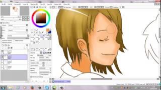 dibujo #1 [wacon intuos manga] -madre e hijo-