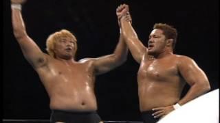 NJPW GREATESTMOMENTS 2003年7月5日小田原アリーナ 永田裕志&飯塚高史v...