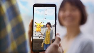 Snap the perfect picture with Pokémon GO!