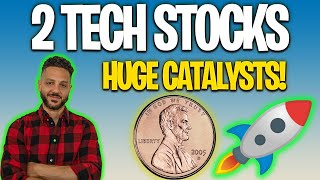 Two of our penny stocks have crazy growth potential! [Penny stocks to buy]