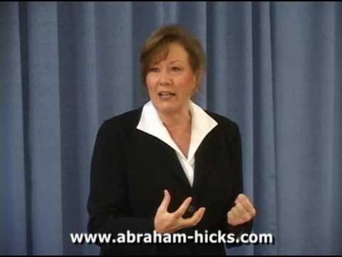 Abraham:  THE VORTEX – Esther & Jerry Hicks