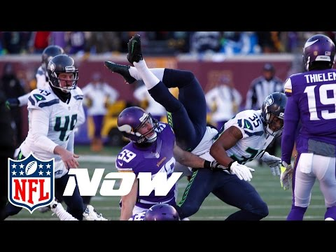 Top 10 Worst Plays: (2015 Season) | WTF: What The Football? | NFL Now