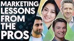 7 Mind-Blowing Marketing Lessons by Top Entrepreneurs (Nathan Latka, Daisy Jing, Landon Ray & MORE!)