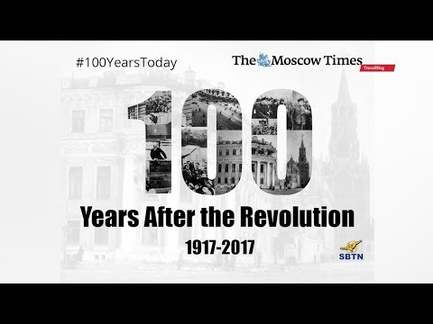 Kỷ niệm 100 năm cách mạng tháng 10 với 100 triệu sinh linh