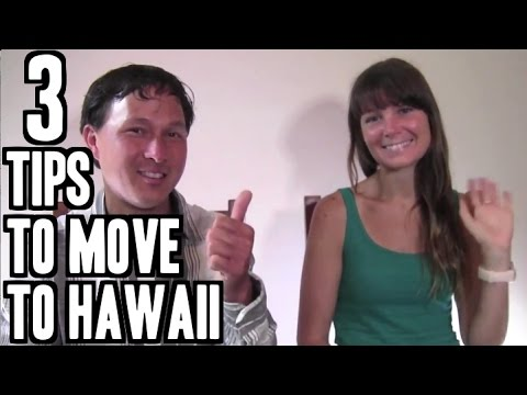 Top 3 Tips So You Can Move to Hawaii