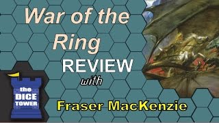 War of the Ring Review - with Fraser MacKenzie