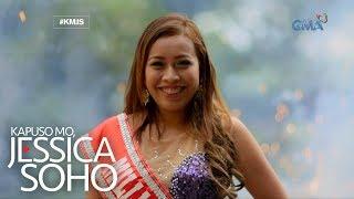 Kapuso Mo, Jessica Soho: Janitress noon, milyonarya na ngayon!
