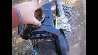 Ремонт мотоблока, замена радиатора(, 2014-11-06T17:53:51.000Z)