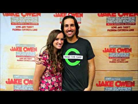 Jake Owen Interview CMT Tour!