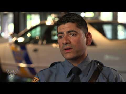 NJ State Police - Behind The Badge - Tpr. I Chris Ortiz