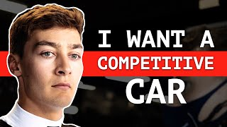 Is George Russell Done With Being A WilliamsDriver?