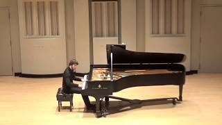 Aram Khachaturian - Sonata for Piano (1961 version) - Benjamin Reiter
