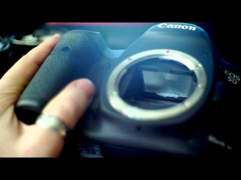 5D III MATTE focusing screen - Better focus with manual lenses! (Stills)