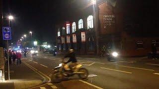 Großbritannien: Motorradgangs stiften Chaos an Halloween - world
