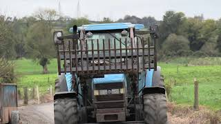Michael Leamy chats about his Quicke Q970 loader