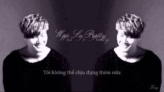 Cover images [Vietsub][FMV] Kim Jong Kook - Was So Pretty