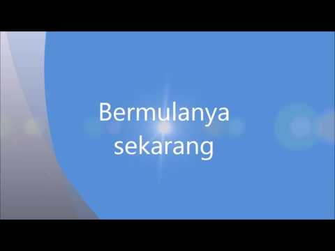 Satu Malaysia piano solo (with lyrics)