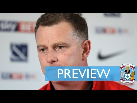 Mark Robins | Bradford Preview