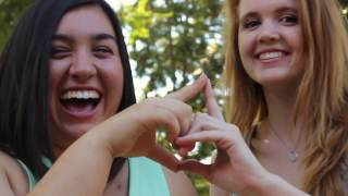 alpha omicron pi chico state recruitment video 2017