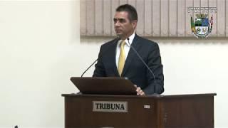 28ª Sessão Ordinária - Vereador Sergio Leiteiro