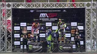 MXGP of Patagonia Argentina Race Highlights 2015 - spanish - motocross