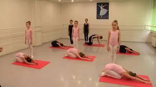Самойлова Ж.В. Специальная физическая подготовка в парах на уроке гимнастики