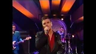 morrissey   irish blood english heart live later... with jools holland