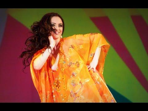 Khaliji Khaleegy Dance - Ya Omri Ana by Miami Band - Arabic Gulf Oriental Folklore Modern