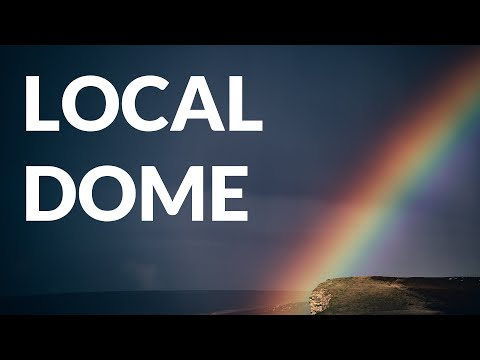 Flat Earth: Local Dome, Local Sun, Two Suns & Double Sunsets, Rainbows thumbnail