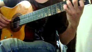 Biển cạn - Guitar solo