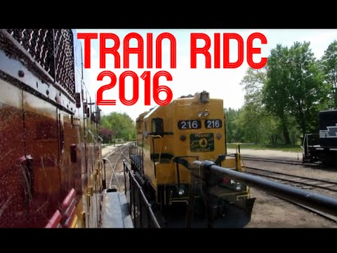 ENGINE RIDE ALONG: CONWAY SCENIC RAILROAD