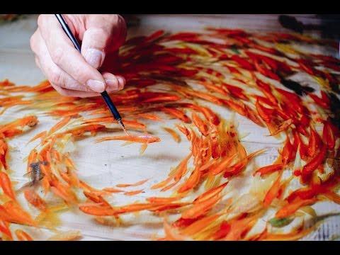 Riusuke Fukahori  Goldfish Salvation
