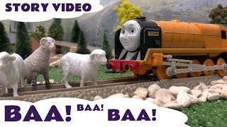 Murdoch Kids Thomas The Train Story Episode Peace and Quiet Play Doh Farmer Tomy Trackmaster Baa Baa